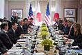 Secretaries Kerry, Carter Meet With Japanese Counterparts Before 2+2 Meeting in New York City.jpg