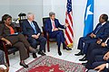 Secretary Kerry Sits with President Hassan Sheikh Mohamud and Prime Minister Omar Abdirashid Ali Sharmarke in Somalia (17192995798).jpg