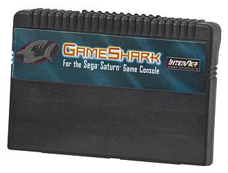 GameShark - GameShark for the Sega Saturn