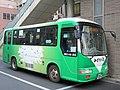 Seibu Bus A9-355 at Oizumi-gakuen Station.jpg