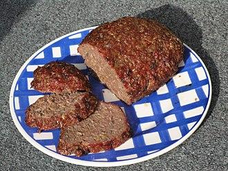 Meatloaf - Czech sekaná