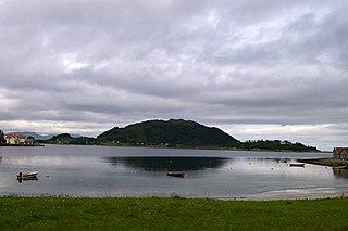 Selja, Selje island in Stad, Norway