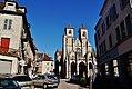 Semur-en-Auxois Collégiale Notre-Dame Fassade 1.jpg