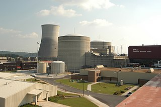Sequoyah Nuclear Plant Nuclear power station located in Hamilton County, Tennessee, United States