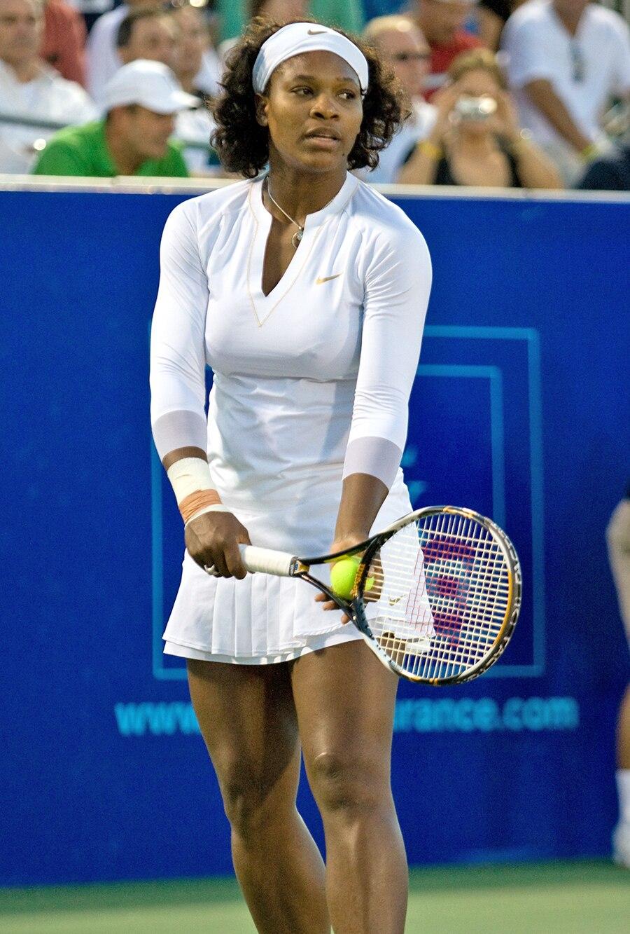 Serena Williams July 2008