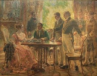 <i>Sessão do Conselho de Estado</i>