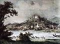 Sevnica Castle 1845.jpg