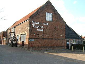 Sewell Barn Theatre - The theatre