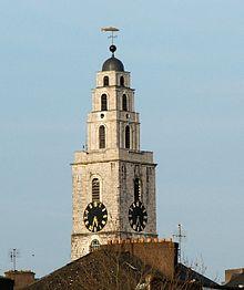 Church of St Anne, Shandon - Wikipedia