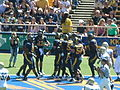Shane Vereen scores receiving TD at UC Davis at Cal 2010-09-04.JPG
