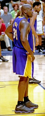 4d64148f O'Neal during Game 5 of the 2000 NBA Finals.