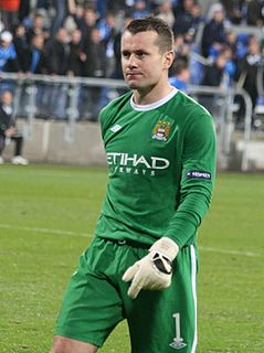 Shay Given Irish footballer