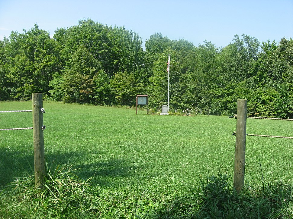Shenandoah Crash Site 1