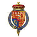 Shield of arms of Prince George of Cumberland.png