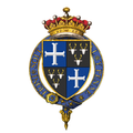 Shield of arms of William Cavendish-Bentinck, 6th Duke of Portland, KG, GCVO, TD, PC, DL.png
