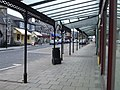 Shop canopy, Pitlochry - geograph.org.uk - 776492.jpg