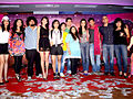 Shraddha Kapoor at the audio release of 'Luv Ka The End' (2).jpg