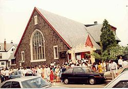 Shri Swaminarayan Mandir, New Jersey (Weehawken)