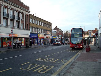Sidcup - Image: Sidcup High Street geograph.org.uk 657079