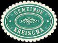 Siegelmarke Gemeinde Kreischa W0261959.jpg