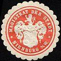 Siegelmarke Magistrat der Stadt - Nienburg an der Weser W0232670.jpg