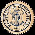 Siegelmarke Magistrat zu Müncheberg W0212854.jpg