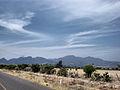Sierra de laurel vista desde la carretera a Tapias viejas - panoramio.jpg