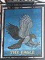Sign for The Eagle, Shepherdess Walk, EC1 - geograph.org.uk - 1096735.jpg