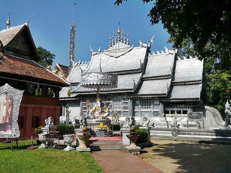 File:Silver Temple in Chiang Mai.jpg