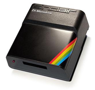 ZX Microdrive - ZX Microdrive unit