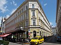 Sizeable corner house. Listed ID 8541. - 16, Raday St., Erkel Ferenc utca, Budapest District IX.JPG