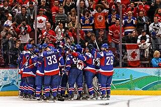 Ice hockey in Slovakia