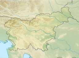 Krim is located in Slovenija