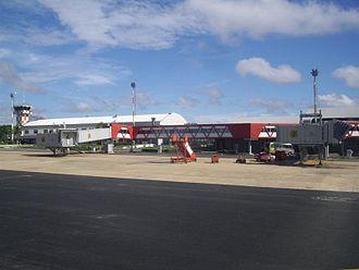 Marechal Cunha Machado International Airport - Image: Slz