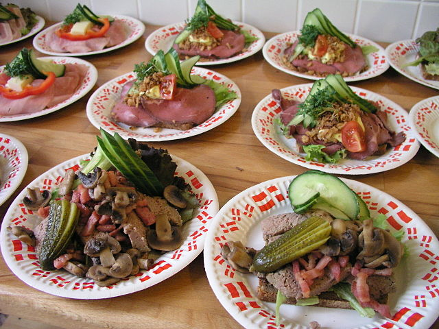 Копангаген вошел в число самых дружелюбных к вегетарианцам городов Европы