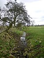 Small stream north of Low Hall - geograph.org.uk - 1186266.jpg