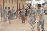 Soccer Game in Baghdad, Iraq DVIDS172324.jpg