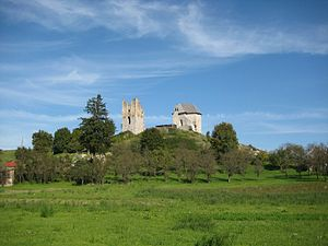 Sokolac Castle - Image: Sokolac Brinje 07 1