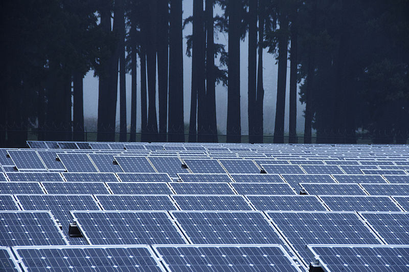 File:Solar panels in the mist (6474147839).jpg
