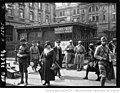 Soldiers watching metro station during strike (1919).jpg