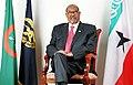 Somaliland president Ahmed Mahmoud Silanyo 2010-2017.jpg
