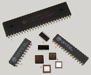 PSoC - PSoC 1 IC chips