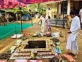 Somvati yag at Veerabhadra Devasthan Vadhav in presence of Balyogi Om Shakti Maharaj. 27.jpg