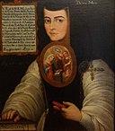 Sor Juana Inés de la Cruz, 1732 - Fray Miguel de Herrera.jpg