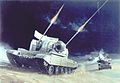 Soviet ZSU Anti-Aircraft Guns.JPEG