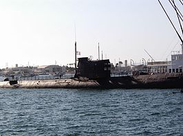 Soviet submarine B-39