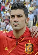 Spain-Tahiti, Confederations Cup 2013 (02) (Villa crop).jpg