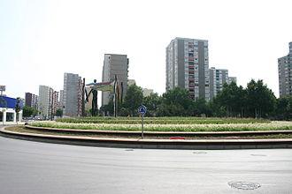 L'Hospitalet de Llobregat - Rotonda