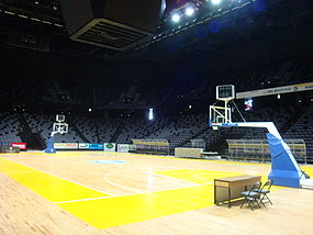 Spaladium Arena View Floor Level.JPG