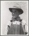 Spanish-American boy, Chamisal, New Mexico.jpg